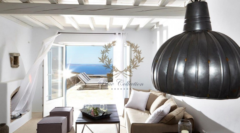 Mykonos  Superior Villa with Private Pool & Amazing view for rent (11)