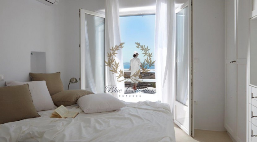Mykonos  Superior Villa with Private Pool & Amazing view for rent (13)