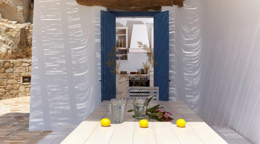 Mykonos  Superior Villa with Private Pool & Amazing view for rent (15)