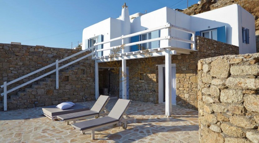 Mykonos  Superior Villa with Private Pool & Amazing view for rent (18)