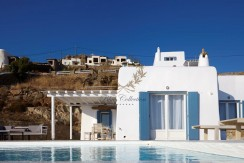 Mykonos  Superior Villa with Private Pool & Amazing view for rent (19)