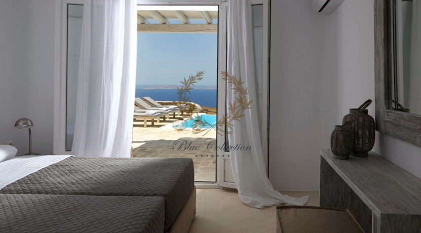 Mykonos  Superior Villa with Private Pool & Amazing view for rent (3)