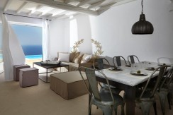 Mykonos  Superior Villa with Private Pool & Amazing view for rent (6)