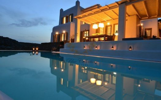 Villa in Mykonos - Greece for rent – Agrari - Private Pool & Stunning view | Sleeps 12 | 6 Bedrooms |6 Bathrooms| REF: 18041297 | CODE: ART-1