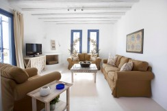 Mykonos - Panormos  Senior Villa with Private Pool & Sea View for Rent 1 (10)
