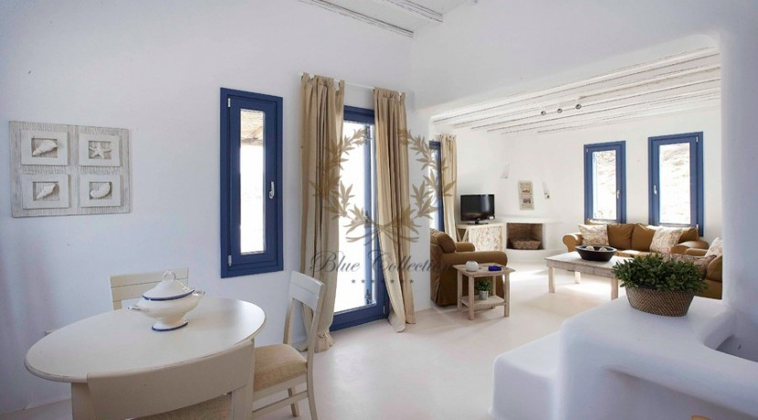 Mykonos - Panormos  Senior Villa with Private Pool & Sea View for Rent 1 (12)