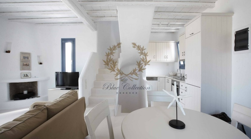 Mykonos - Panormos  Senior Villa with Private Pool & Sea View for Rent 1 (17)