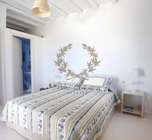 Mykonos - Panormos  Senior Villa with Private Pool & Sea View for Rent 1 (19)