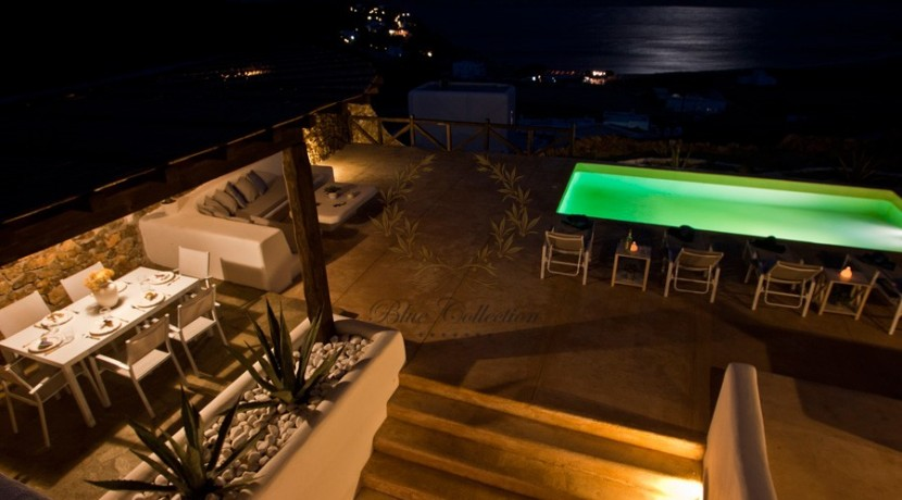 Mykonos - Panormos  Senior Villa with Private Pool & Sea View for Rent 1 (31)