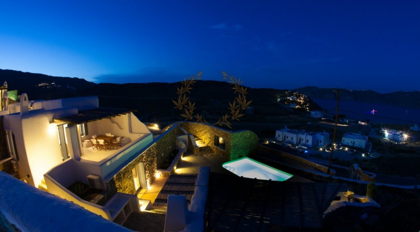 Mykonos - Panormos  Senior Villa with Private Pool & Sea View for Rent 1 (35)