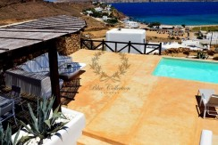 Mykonos - Panormos  Senior Villa with Private Pool & Sea View for Rent 1 (37)