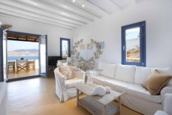 Mykonos - Panormos  Senior Villa with Private Pool & Sea View for Rent 1 (5)