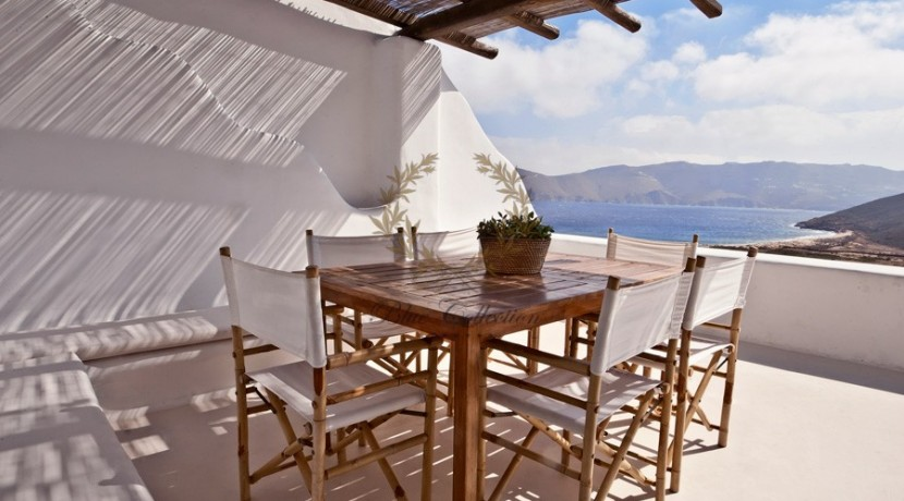Mykonos - Panormos  Senior Villa with Private Pool & Sea View for Rent 1 (8)