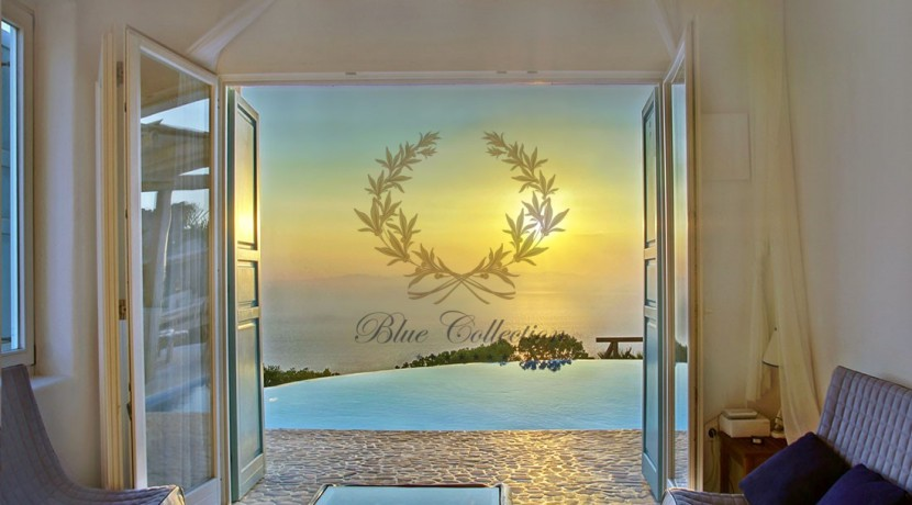 Mykonos  Fanari – Executive Villa with Private Pool & Amazing view for rent  1 (10)