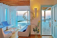 Mykonos  Fanari – Executive Villa with Private Pool & Amazing view for rent  1 (12)