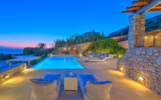 Mykonos - Greece | Agios Ioannis – Private Villa with Pool & Amazing view for rent | Sleeps 11 | 6 Bedrooms |6 Bathrooms| REF: 180412123 | CODE: AGN-2
