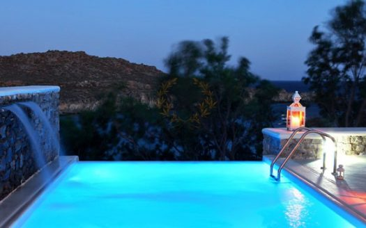 Mykonos, Aleomandra | Executive Villa with Private Pool & Breathtaking views for Rent |REF: 18041272 , CODE: CDM-4