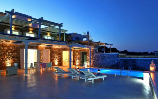 Mykonos, Aleomandra | Superior Villa with Private Pool & Breathtaking views for Rent |Sleeps 5 | 2 Bedrooms , 2 Bathrooms/ REF: 18041273 , CODE: CDM-5