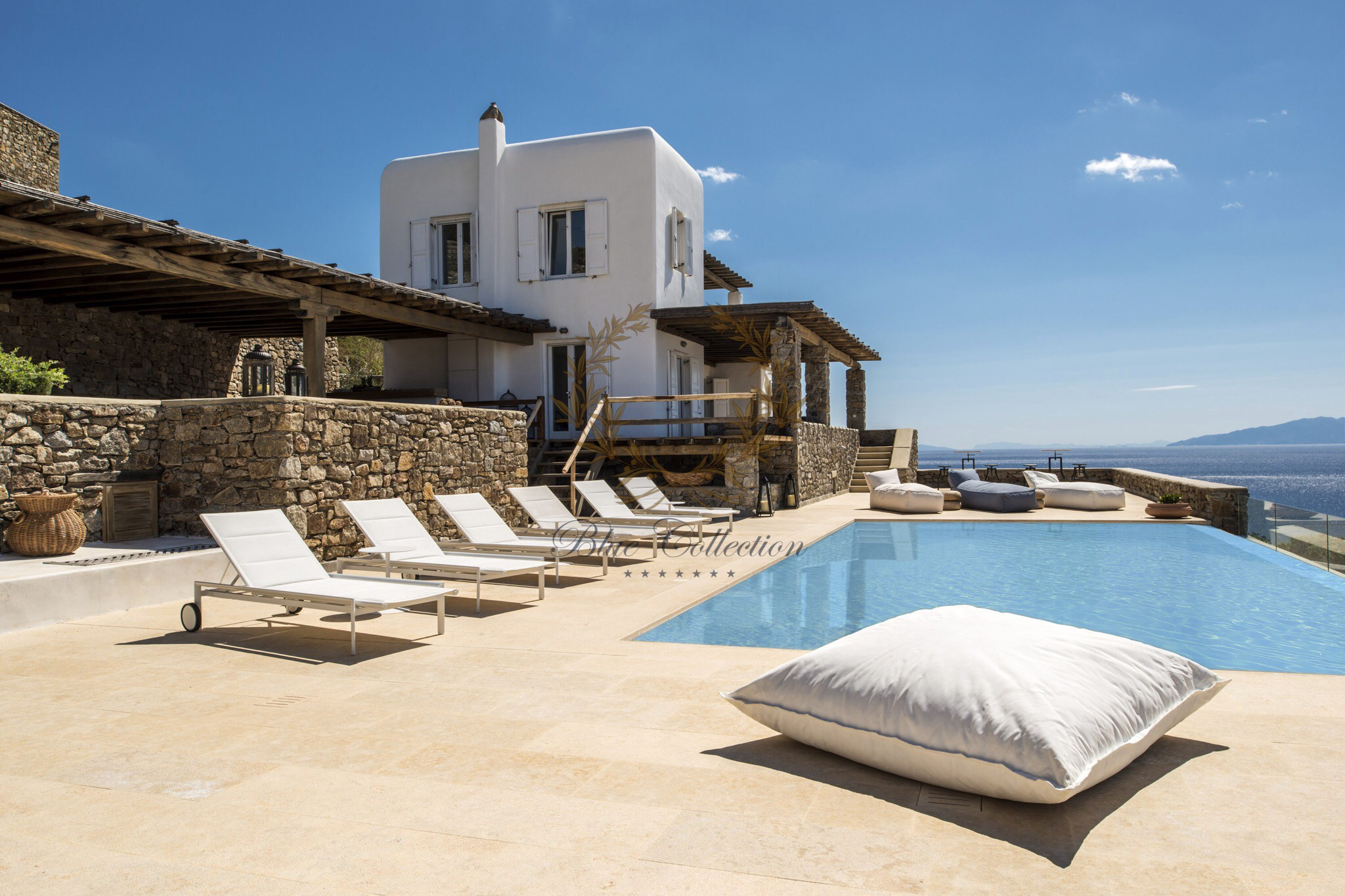 Best Island Beaches For Partying Mykonos St Barts: St. John – Executive Villa With Private Pool