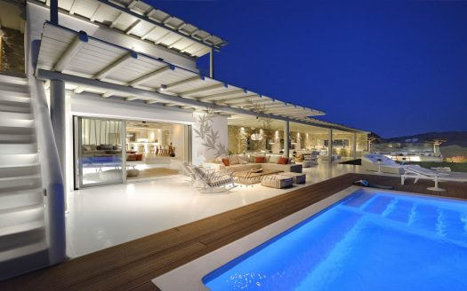 Mykonos - Greece | Elia – Luxurious Villa with Private Pool & Stunning views for Sale |REF: 180412127 | CODE: ELD-5