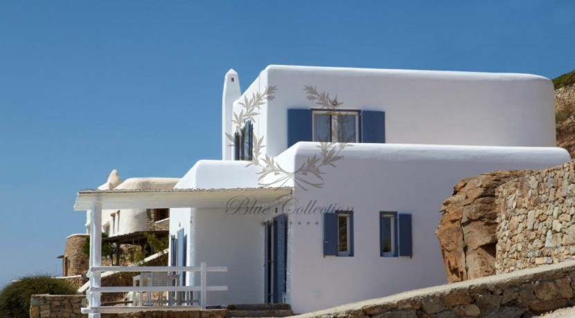 Mykonos - Greece - Fanari  Private Villa with Pool & Amazing view for rent LGT-2 (13)