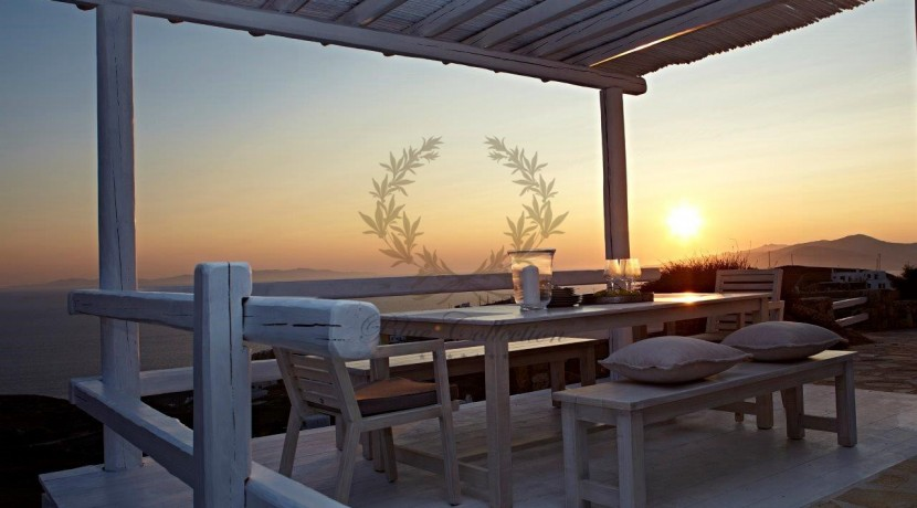 Mykonos - Greece - Fanari  Private Villa with Pool & Amazing view for rent LGT-2 (18)