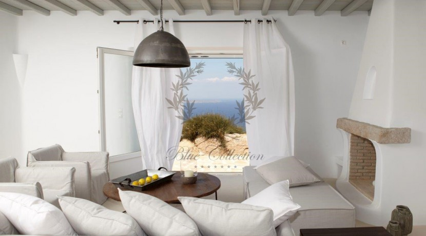 Mykonos - Greece - Fanari  Private Villa with Pool & Amazing view for rent LGT-2 (2)