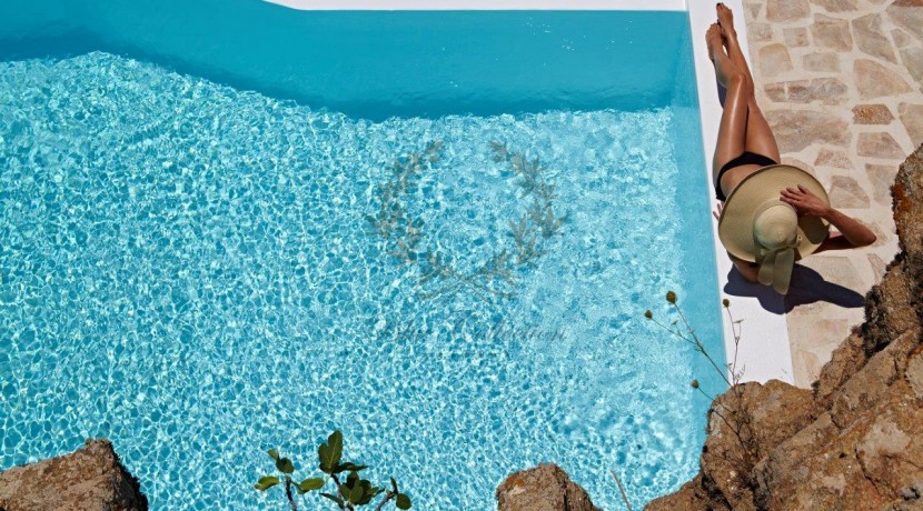 Mykonos - Greece - Fanari  Private Villa with Pool & Amazing view for rent LGT-2 (4)