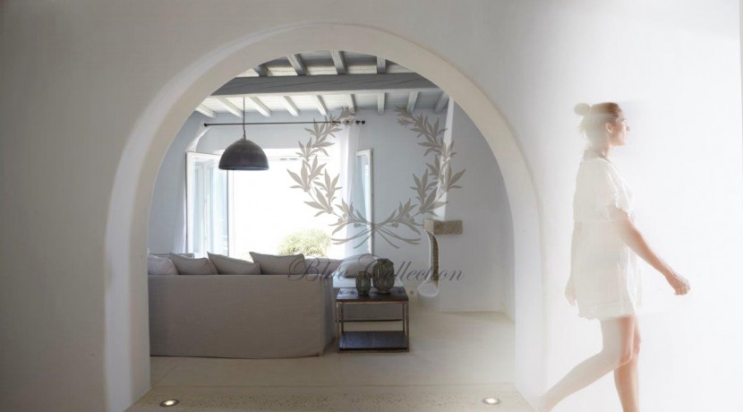 Mykonos - Greece - Fanari  Private Villa with Pool & Amazing view for rent LGT-2 (5)