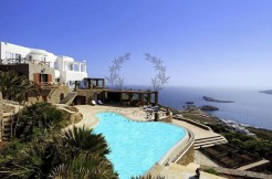 Mykonos – Greece | Agios Sostis – Private Villa with Private Pool & Amazing view for rent | Sleeps 14 | 7 Bedrooms |7 Bathrooms| REF:  180412131 | CODE: AGS1