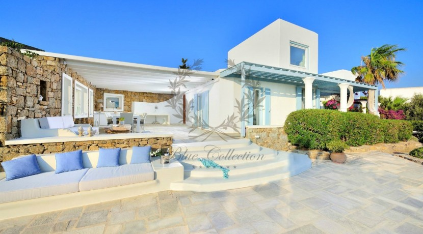 Mykonos - Greece  Lino – Cozy Villa with Shared Pool & Sea view for rent  CODE LIR1 (11)