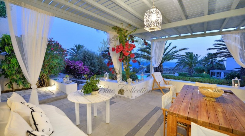 Mykonos - Greece  Lino – Cozy Villa with Shared Pool & Sea view for rent  CODE LIR1 (13)