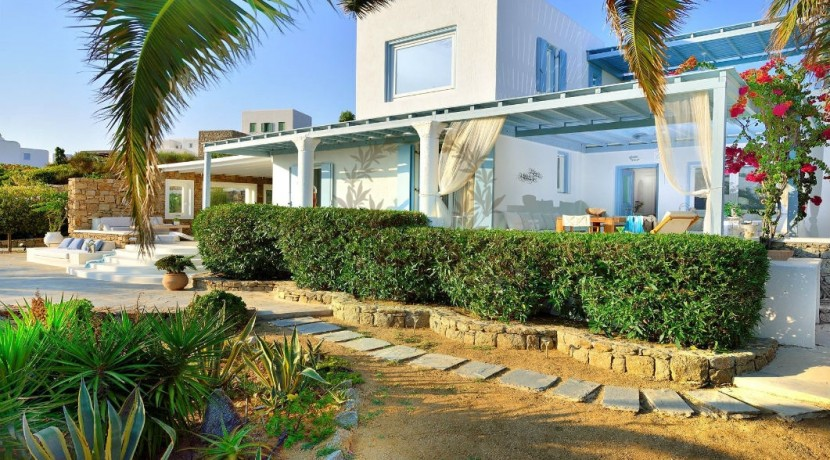 Mykonos - Greece  Lino – Cozy Villa with Shared Pool & Sea view for rent  CODE LIR1 (9)