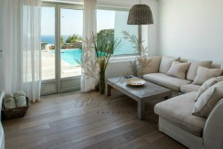 Mykonos - Greece  Kalafatis – Luxury Villa with Private Pool for rent CODE P-3 (10)