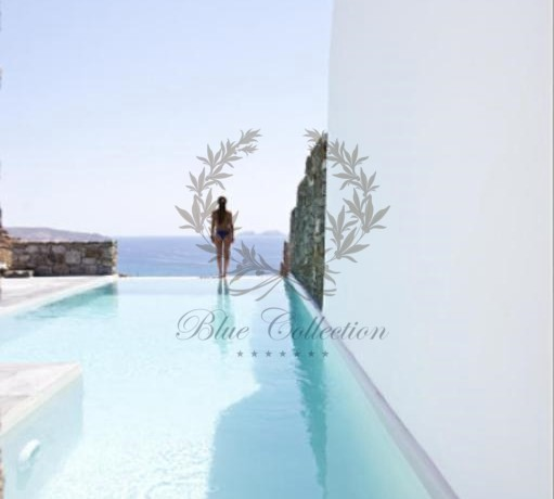 Mykonos - Greece  Kalafatis – Luxury Villa with Private Pool for rent CODE P-3 (13)