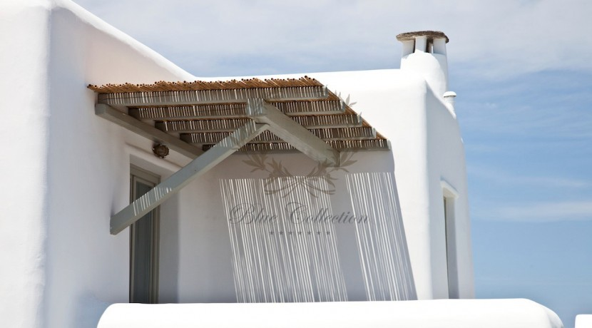 Mykonos - Greece  Kalafatis – Luxury Villa with Private Pool for rent CODE P-3 (8)