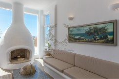 VIP Villa for Rent in Mykonos – Greece  Kalafatis  Private Pool  Sea view  CODE KFA-1 www.bluecollection.gr (12)
