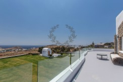 VIP Villa for Rent in Mykonos – Greece  Kalafatis  Private Pool  Sea view  CODE KFA-1 www.bluecollection.gr (17)