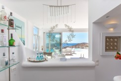 VIP Villa for Rent in Mykonos – Greece  Kalafatis  Private Pool  Sea view  CODE KFA-1 www.bluecollection.gr (2)