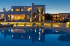 VIP Villa for Rent in Mykonos – Greece  Kalafatis  Private Pool  Sea view  CODE KFA-1 www.bluecollection.gr (22)