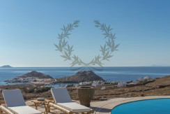 VIP Villa for Rent in Mykonos – Greece  Kalafatis  Private Pool  Sea view  CODE KFA-1 www.bluecollection.gr (37)