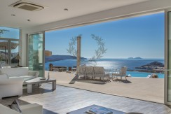 VIP Villa for Rent in Mykonos – Greece  Kalafatis  Private Pool  Sea view  CODE KFA-1 www.bluecollection.gr (45)