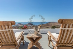 VIP Villa for Rent in Mykonos – Greece  Kalafatis  Private Pool  Sea view  CODE KFA-1 www.bluecollection.gr