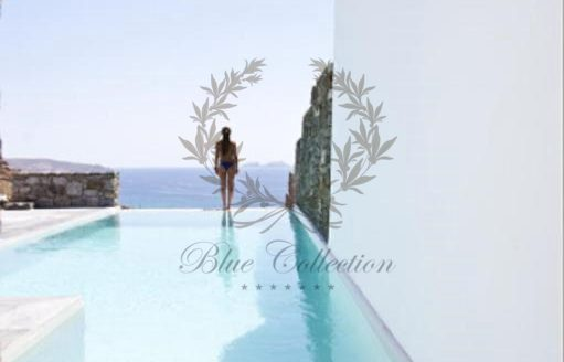Villa for Rent in Mykonos – Greece | Kalafatis | Private Pool | Sleeps 8+1 | 4+1 Bedrooms |4 Bathrooms| REF: 180412135 | CODE: P-3
