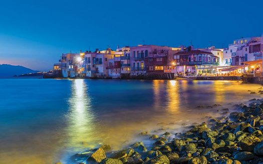 Millions of Euros Spending for a Place in the Night Life Entertainment Industry of Mykonos