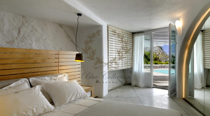 Private Villa for Rent in Mykonos – Greece Aleomandra -  Private Pool - Stunning views - CODE MAL-4 www.bluecollection.gr (15)