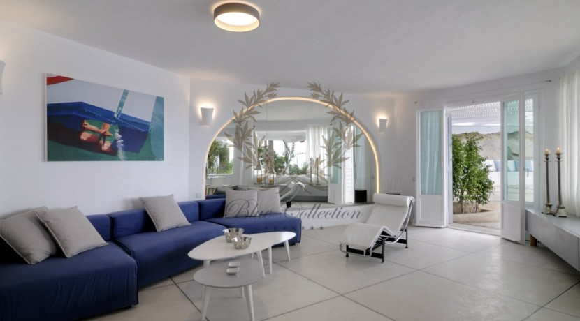 Private Villa for Rent in Mykonos – Greece Aleomandra -  Private Pool - Stunning views - CODE MAL-4 www.bluecollection.gr (2)