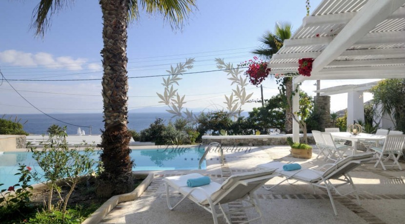 Private Villa for Rent in Mykonos – Greece Aleomandra -  Private Pool - Stunning views - CODE MAL-4 www.bluecollection.gr (27)