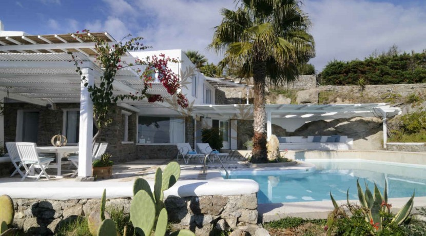 Private Villa for Rent in Mykonos – Greece Aleomandra -  Private Pool - Stunning views - CODE MAL-4 www.bluecollection.gr (28)