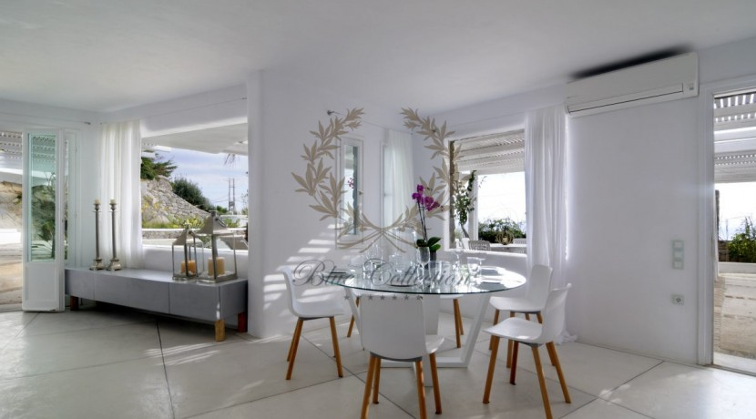 Private Villa for Rent in Mykonos – Greece Aleomandra -  Private Pool - Stunning views - CODE MAL-4 www.bluecollection.gr (6)